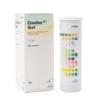 Combur 10 Test, 100 bandelettes de test urinaire