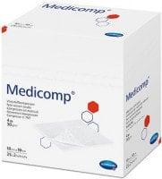 Medicomp compresas de tejido sin tejer