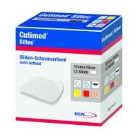 Opatrunek na rany przewlekłe Cutimed Siltec