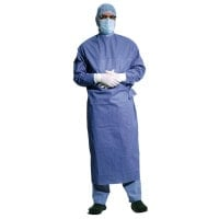 3M HP Surgical Gown, reinforced