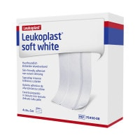 Cerotto a taglio Leukoplast soft white