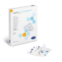 HydroTac transparent comfort, Gel Dressing with Adhesive Edge