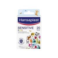 Plastry dla dzieci Hansaplast Kids Sensitive