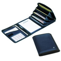 Folder with 9 compartments, DIN A5