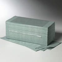 Papierhandtücher, 1-lagig