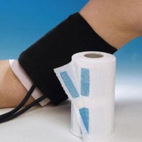 Disposable protective strips, 1 x 2 rolls
