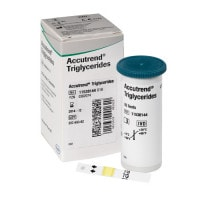Accutrend Test Strips for Triglyceride