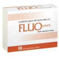 Fluorescein-Teststreifen, 300 Stück