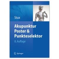 Akupunktur: Poster und Punktselektor, Buch