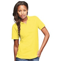 anvil Women Polo Shirt