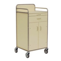 Mobile Cupboard Trolley