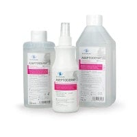 Solution antiseptique cutanée ASEPTODERM, incolore