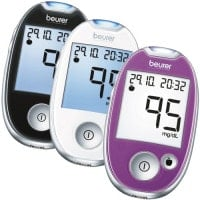 Beurer GL44 blood glucose monitor