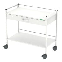 Wide Multipurpose Trolley with 1 drawer