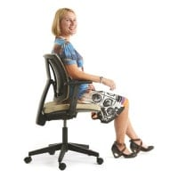 Office swivel chair «LadyLike»