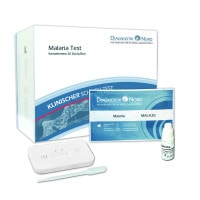 20 Malaria Quick Tests