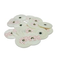 Disposable ECG Electrodes for Button Adapters