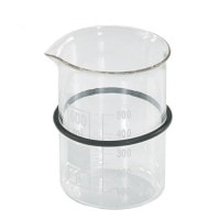 Glass cup for EUROSONIC devices