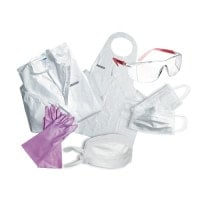 """Infection Control Kit"" Protective Clothing against Infections"