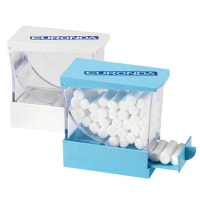 Cotton roll dispenser