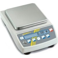 """Basic"" calibrated laboratory scales Weighing range up to 650g"