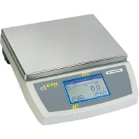Calibrated touchscreen laboratory scales