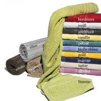 Asciugamano da sauna «Lünten»