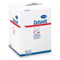 Compresses absorbantes non stériles Zetuvit