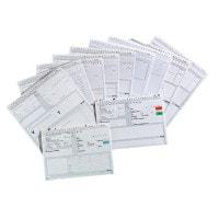 Alpha-Norm Karteitaschen DIN A5