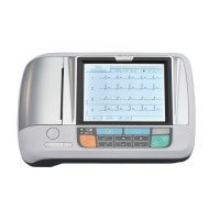 Kenz Cardico 306 3-Channel Electrocardiograph