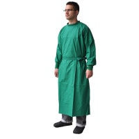 Long Surgical Gown