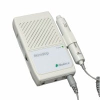 Minidop ES-100VX Pocket Doppler