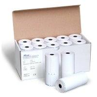 Papier pour imprimante thermique pour Spirolab, 10 rouleaux
