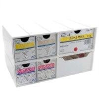 Opbergbox voor hechtmateriaal