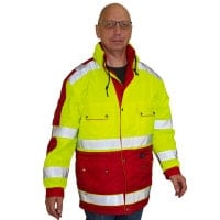 Emergency Doctors' High Visibility Jacket