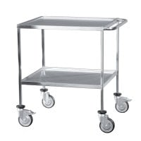 Multipurpose Surgical Trolley with Push Handle