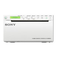SONY UP-X898MD, impresora