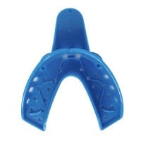 Disposable Lower Jaw Impression Tray