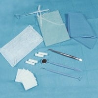 Sterile Dental Set, 10 pc