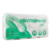 Recycling-Toilettenpapier soft