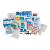 First aid refill set for schools XS-XXL