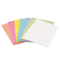 Dental Napkins yellow