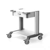 Haeberle Instrument Trolley