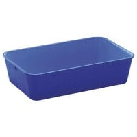 Coloured Plastic Dish