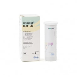 Combur 2 Test Ln Urine Test Strips And Laboratory Items