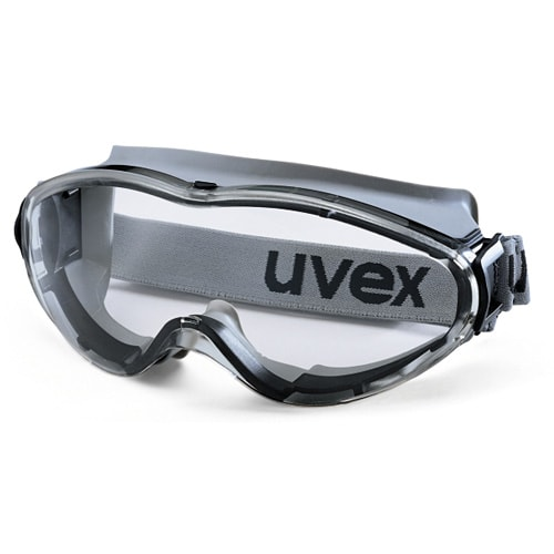 uvex «ultrasonic», Vollsichtbrille