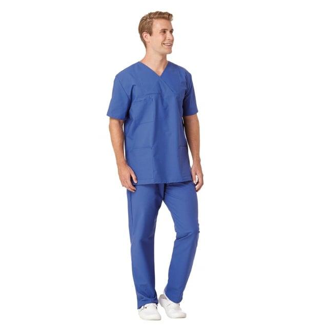 Camiseta de pijama de quirófano