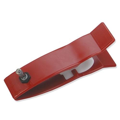 Pince-électrode Adultes   rouge