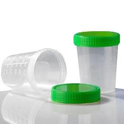 Urinbecher, steril, 1 Stück