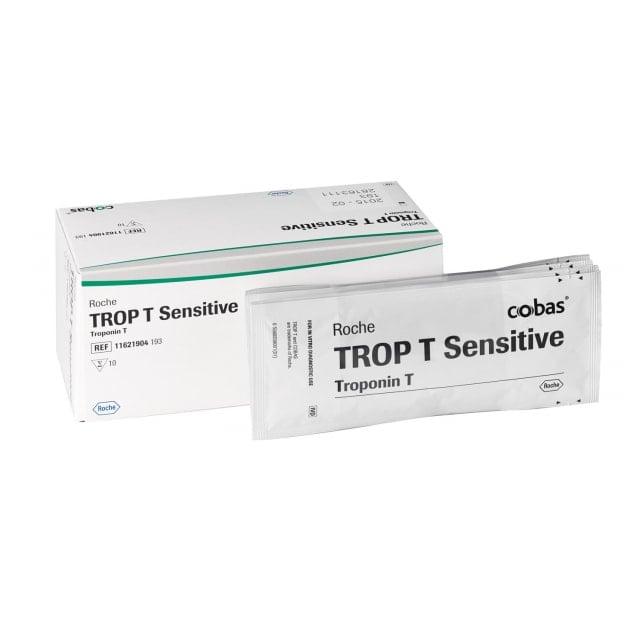 Test rápido Troponina T de Roche